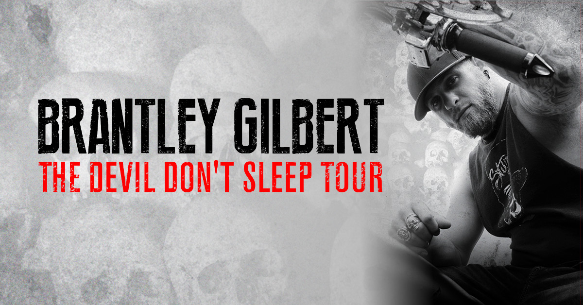 Brantley gilbert devil dont sleep vip experience m4hsunfo