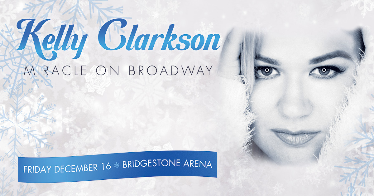 Kelly Clarkson\'s Miracle on Broadway