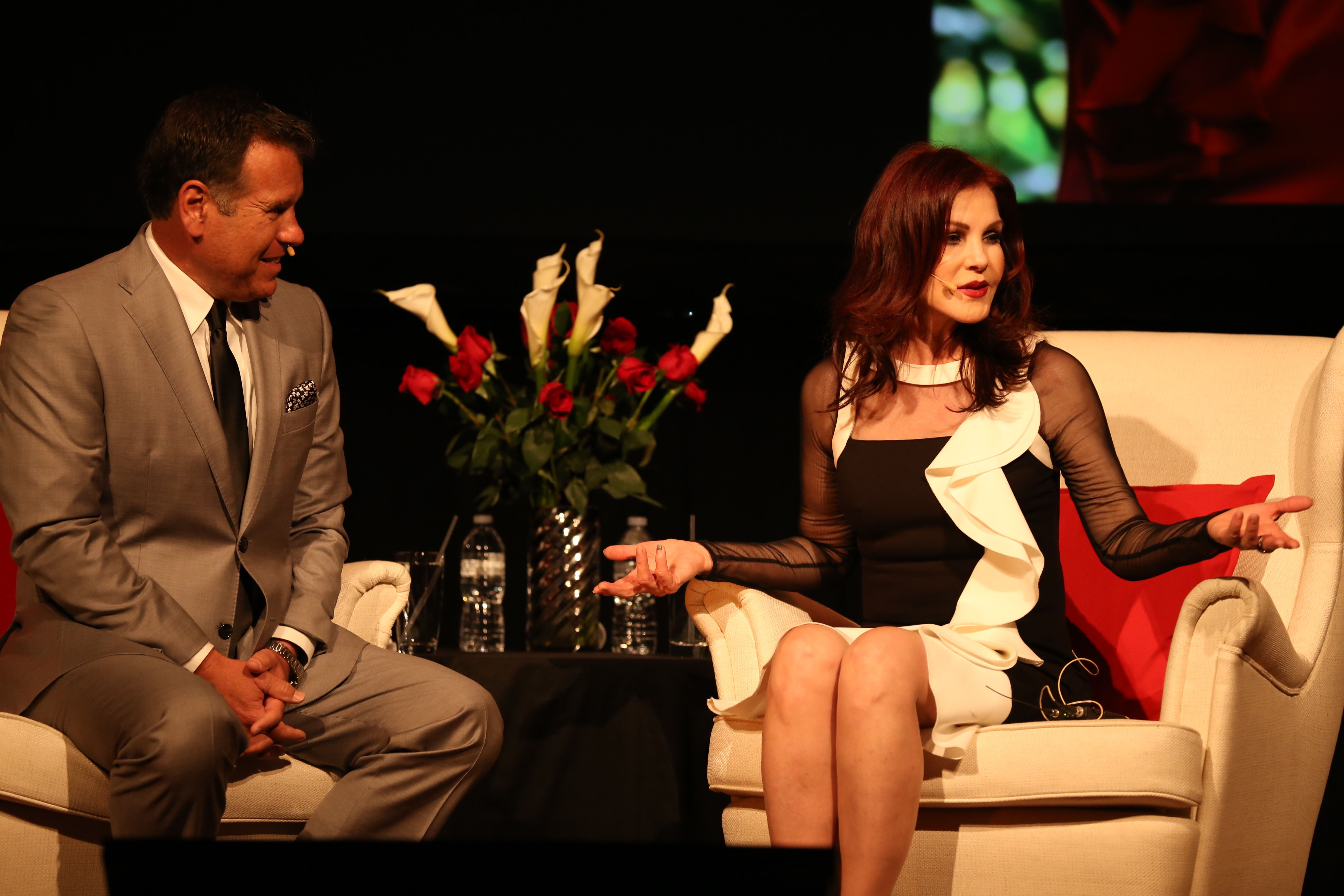 An Evening With Priscilla Presley An Open Conversation Cid