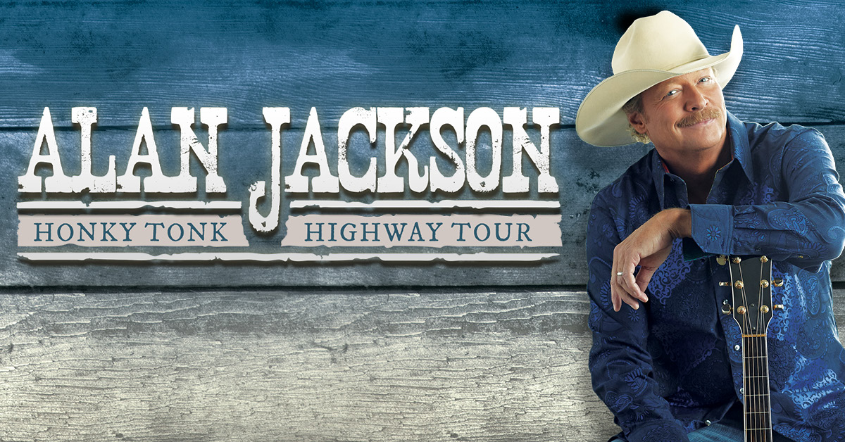 the story of alan jacksons journey in livin on country Sometime in the last couple of months, country singer alan jackson moved out of the 25,000-square-foot franklin home that he shared with his wife of 19 years, denise.