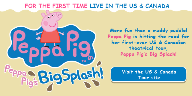 Peppa Pig S Big Surprise Party Pass