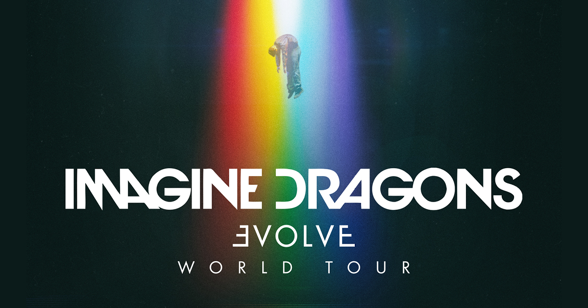 Imagine Dragons Vip Tickets In Europe Evolve World Tour 2018