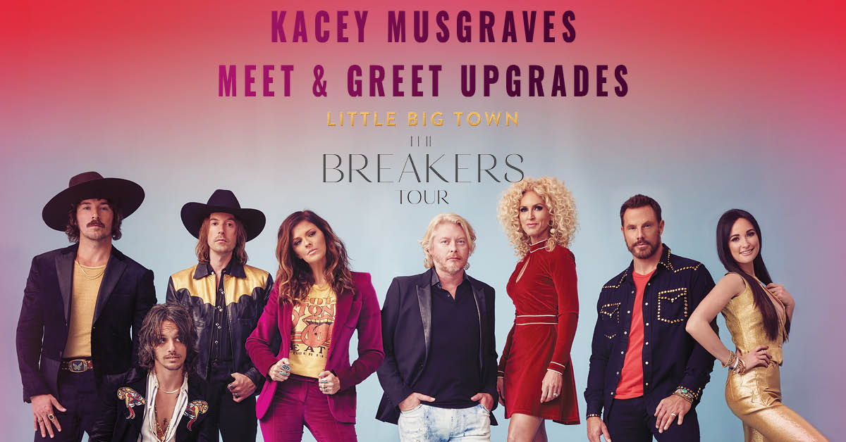 Kacey musgraves on tour with little big town 2018 cid entertainment m4hsunfo