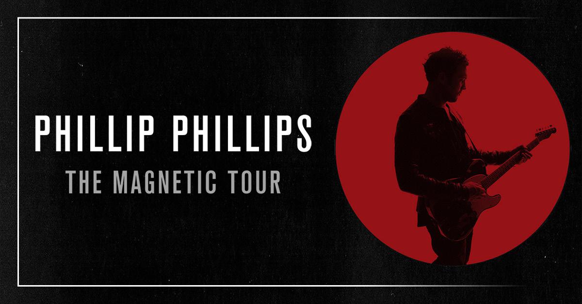 Phillip phillips the magnetic tour 2018 cid entertainment m4hsunfo