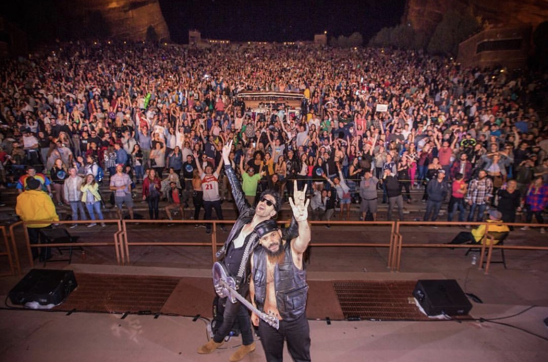 Chromeo Funk On The Rocks 2018 Vip Tickets
