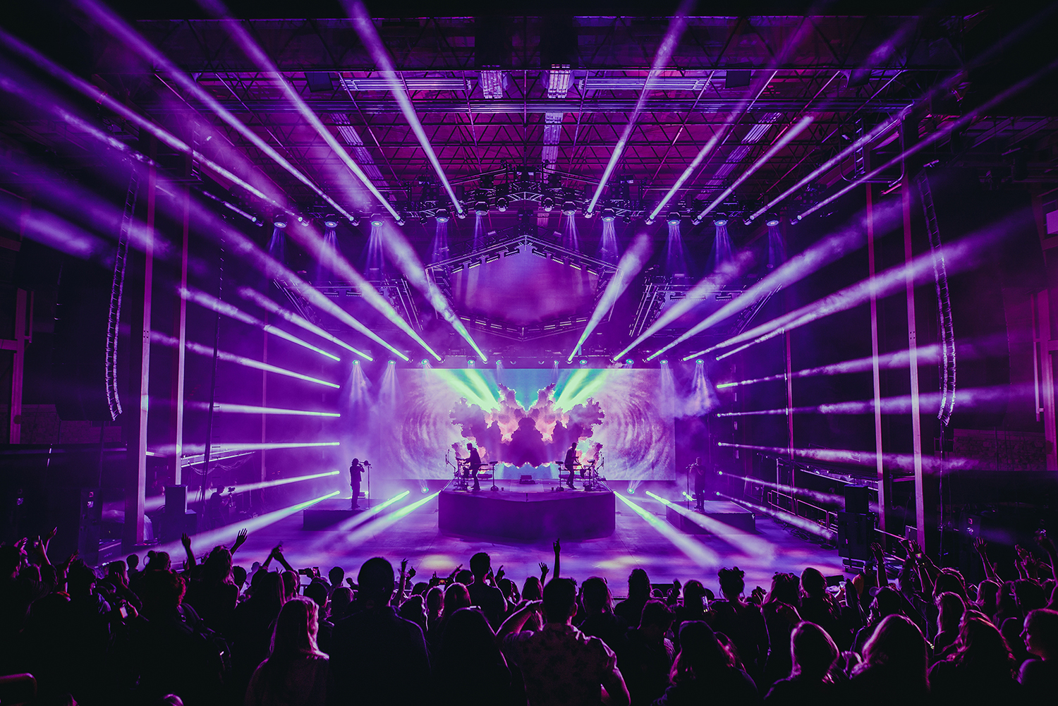 Odesza Vip Travel Packages Red Rocks 2018