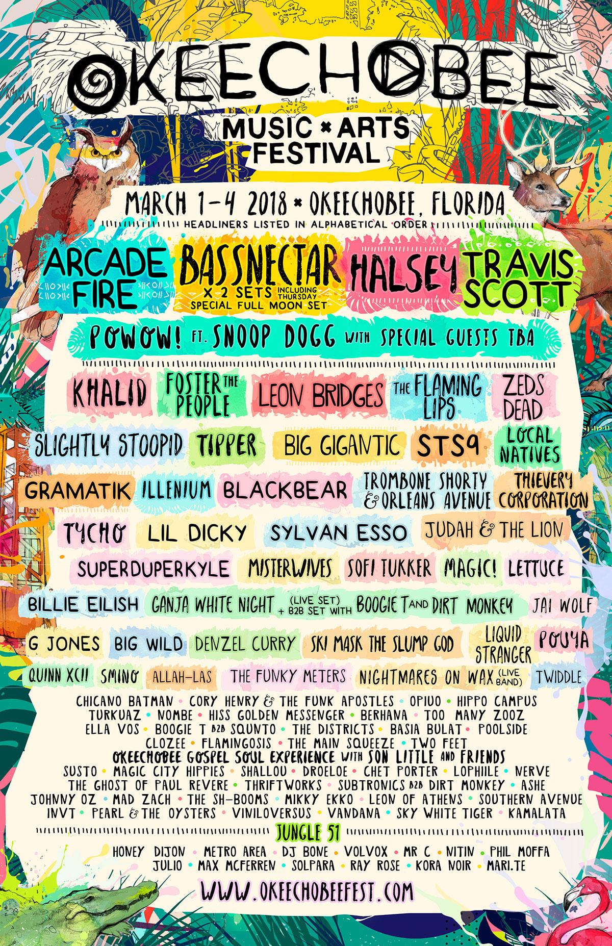 Hook up festival tickets 2018
