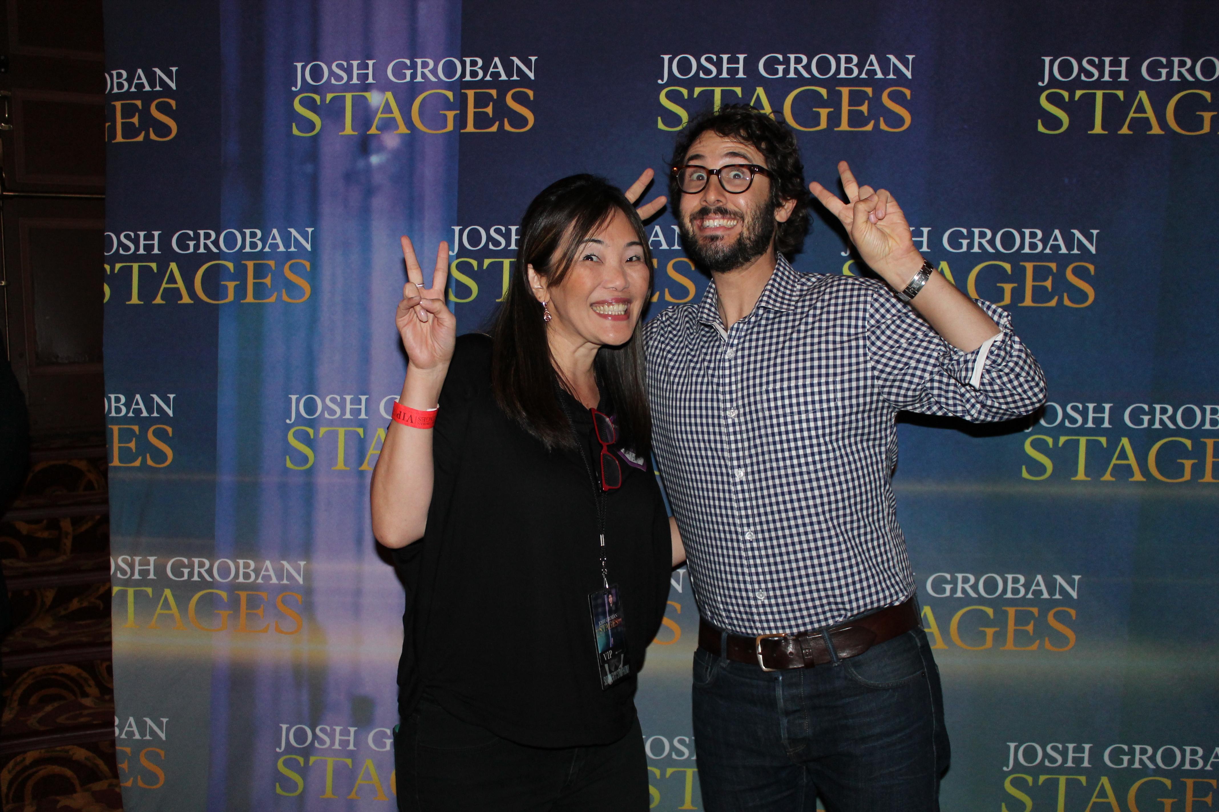 Josh Groban Tour Official Vip Packages Cid Entertainment