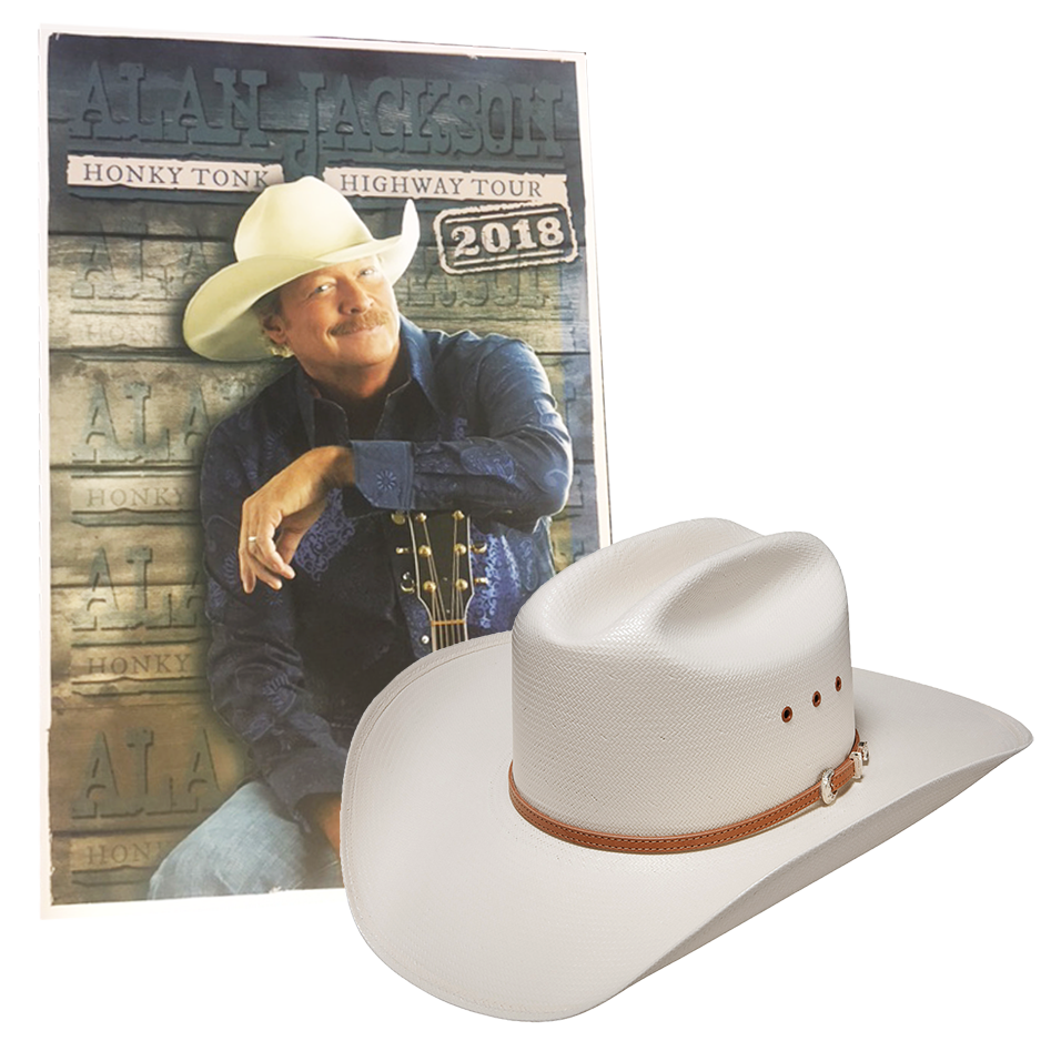 Alan Jackson Tour Official Vip Packages Cid Entertainment