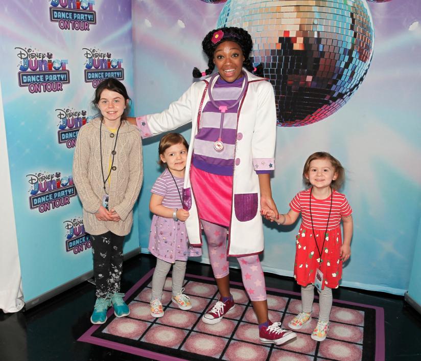 forum disney noel 2018 Disney Junior Dance Party Tour: VIP Party Pass forum disney noel 2018