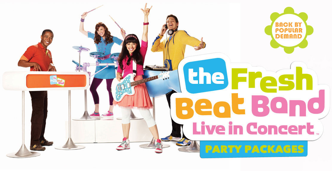 Fresh Beat Band 2013-2014 Tour