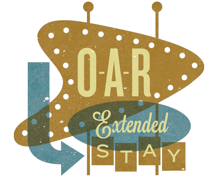 O.A.R. Extended Stay 2014