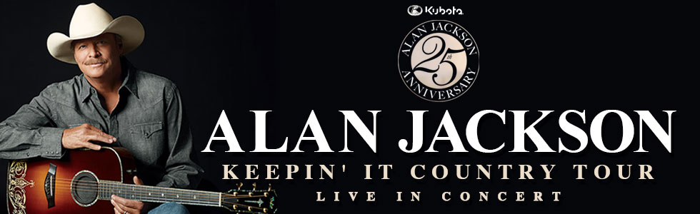 Alan Jackson 2015 Tour