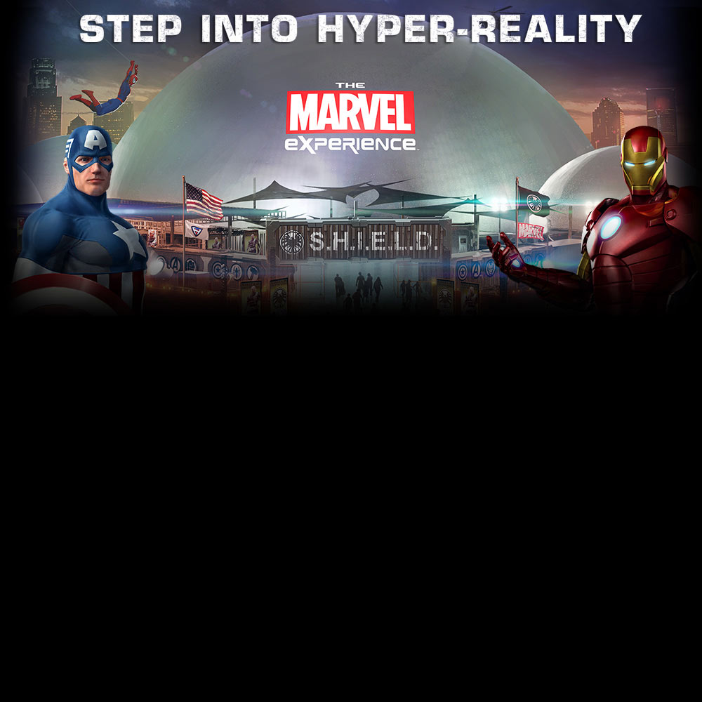 The Marvel Experience VIP