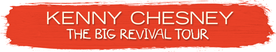 Kenny Chesney The Big Revival Tour 2015
