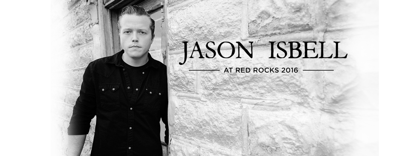 Jason Isbell At Red Rocks 2016