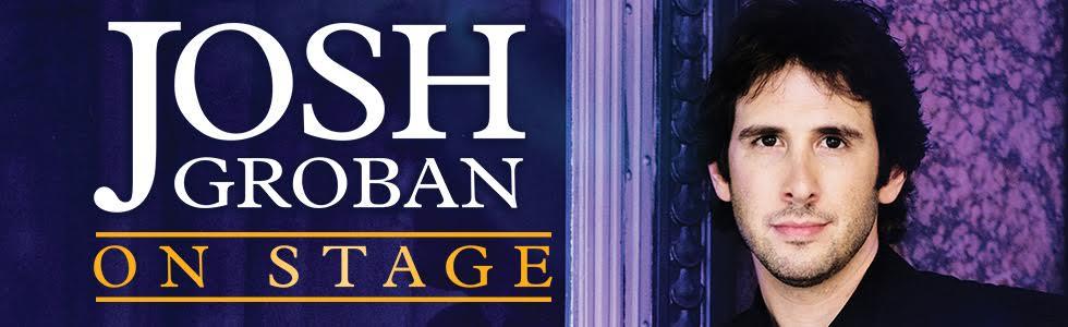 Josh Groban On Stage Tour