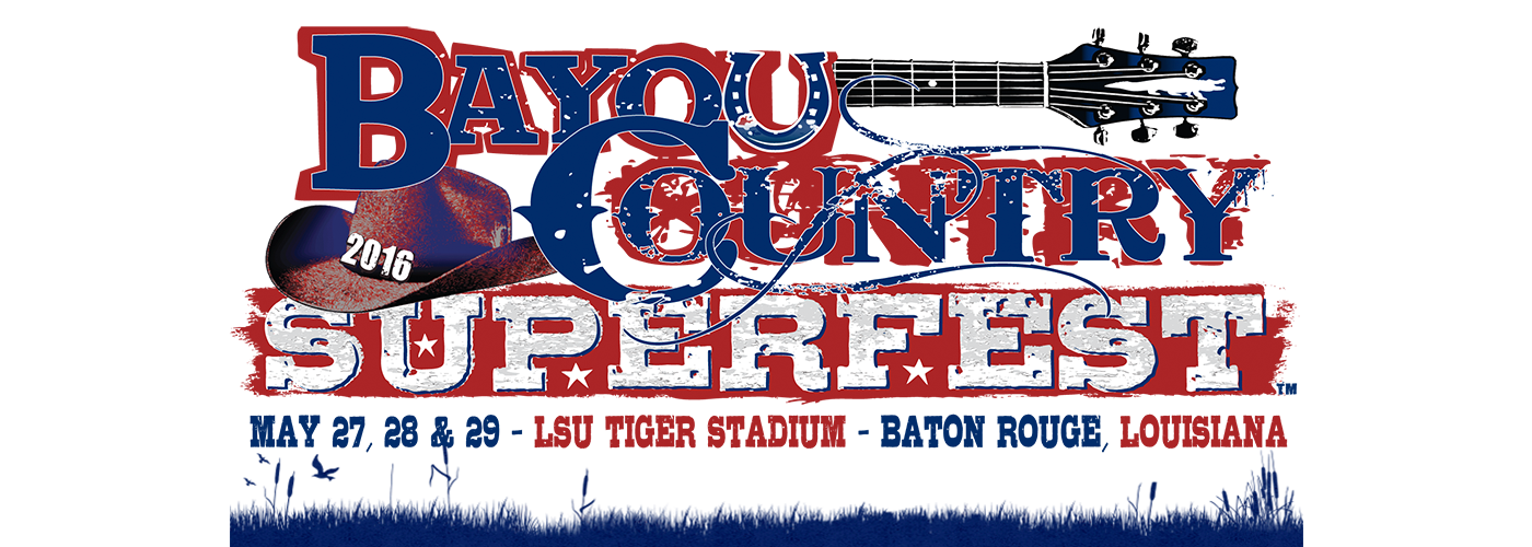 Bayou Country Superfest 2016