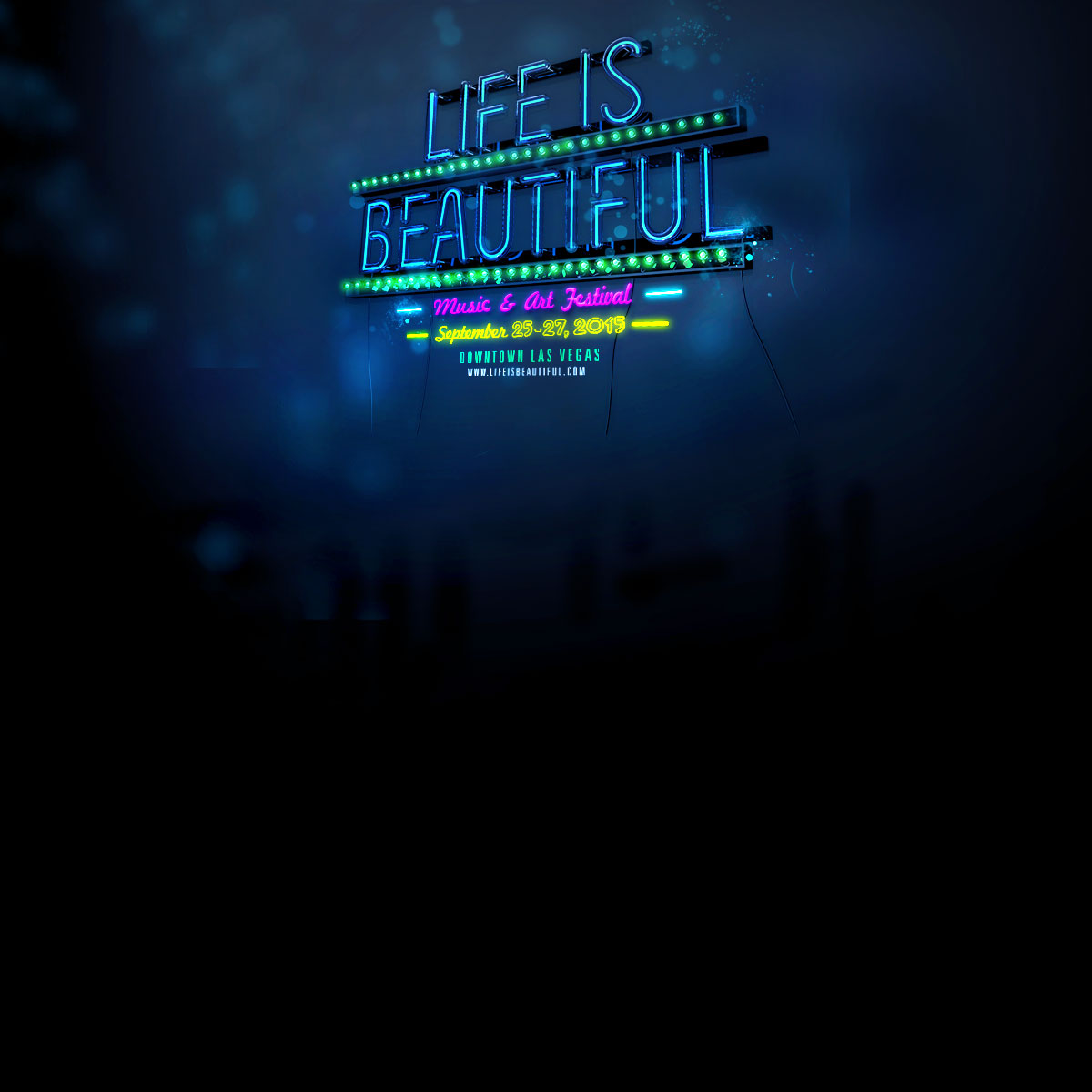 Life Is Beautiful 2015