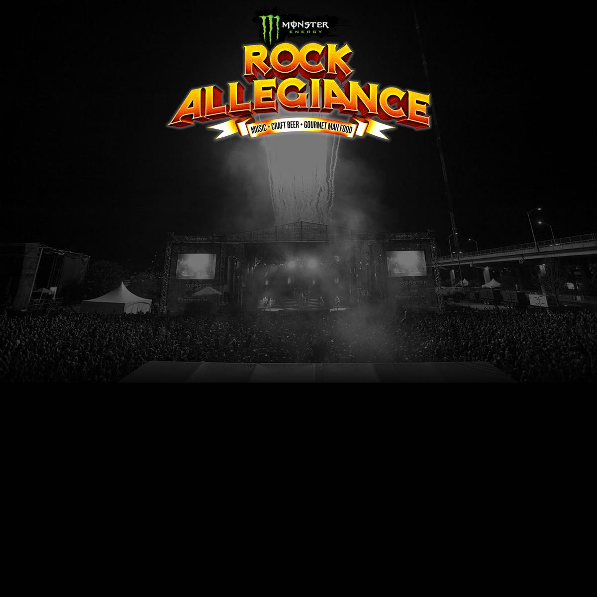 Rock Allegiance 2015