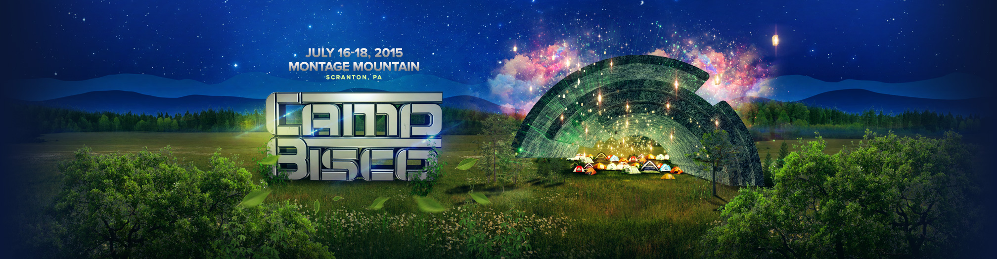 Camp Bisco 2015