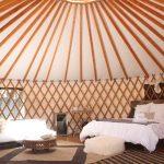 Coachella Yurts