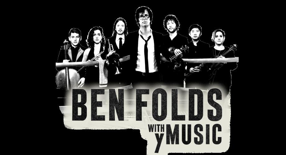 Ben Folds UK Tour