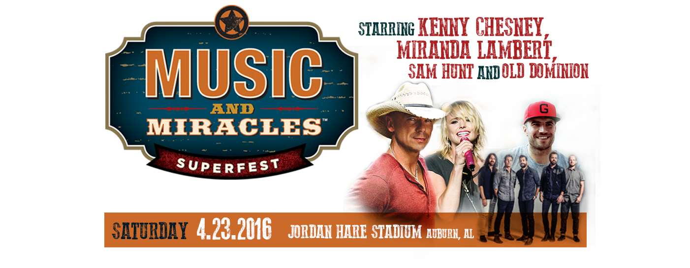 Music and Miracles Superfest 2016