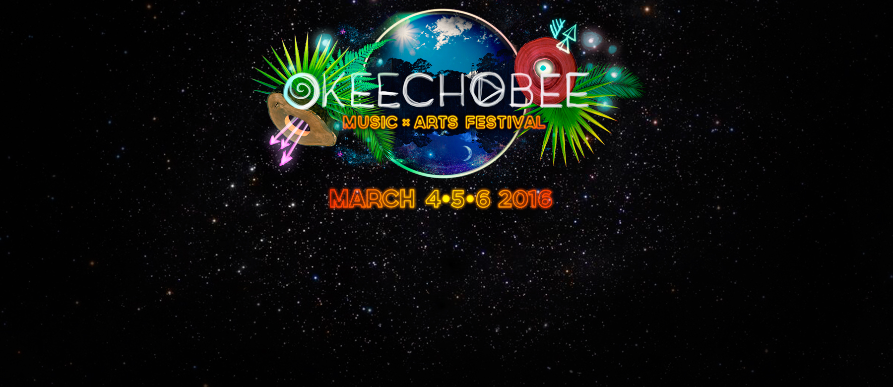 Okeechobee Music and Arts Festival 2016