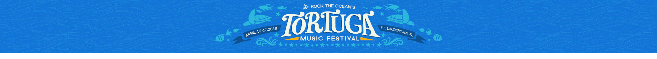 Tortuga Music Festival 2016 Travel Packages