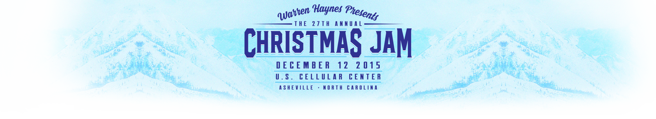 Warren Haynes Presents: The 27th Annual Christmas Jam