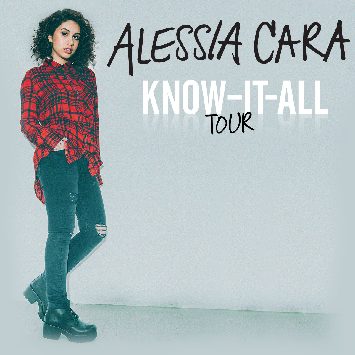 Alessia Cara Know-It-All-Tour