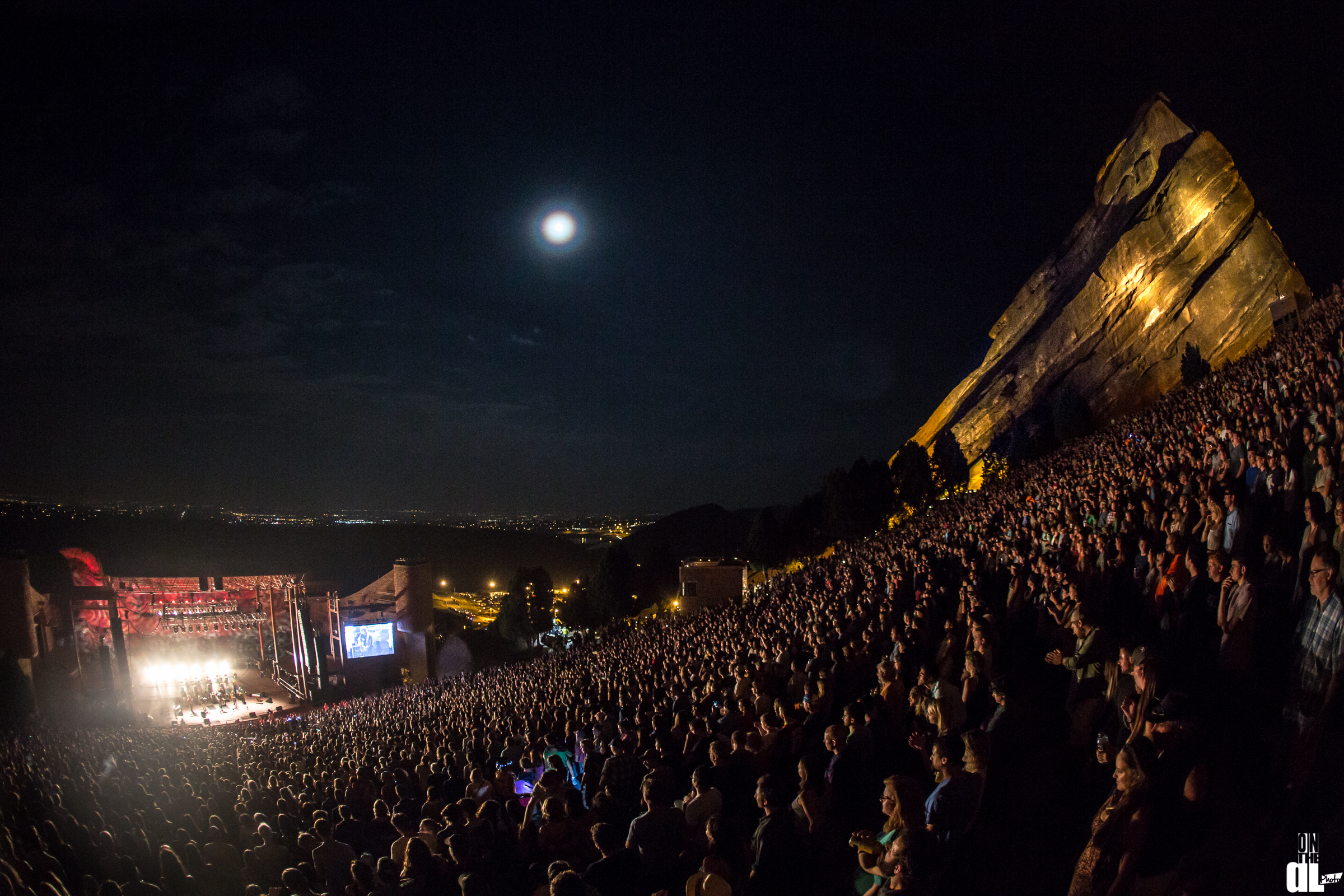 trampled by turtles at red rocks 2016 cid entertainment