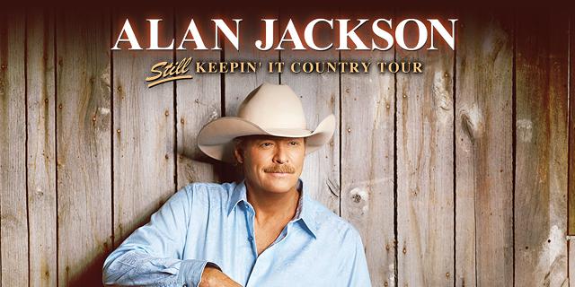 Alan Jackson 2016 Tour