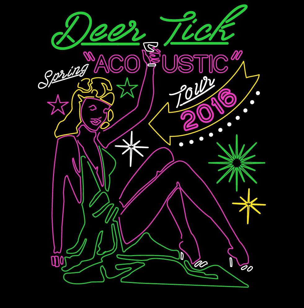 Deer Tick Tour 2016