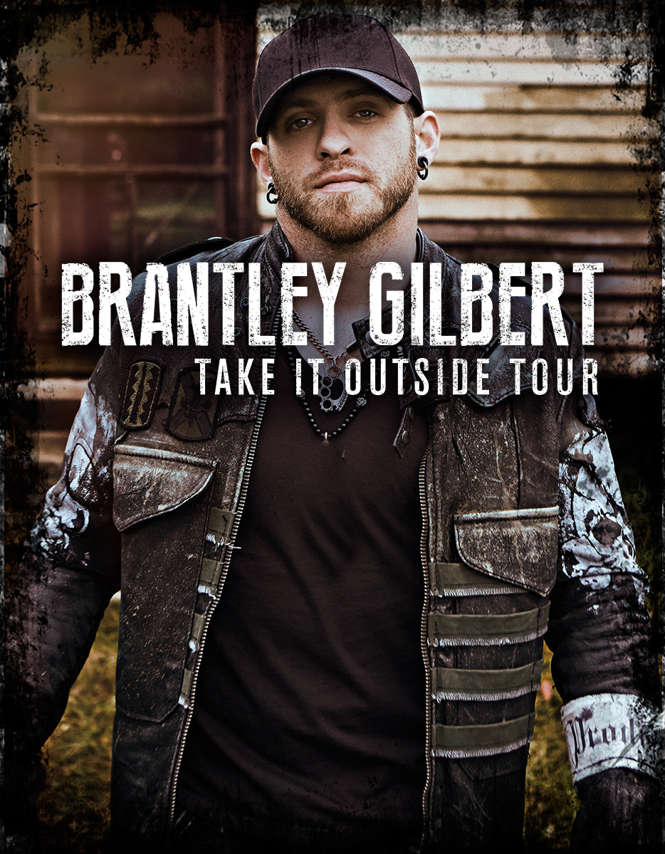Brantley gilbert take it outside tour 2016 cid entertainment brantley gilbert take it outside tour 2016 m4hsunfo