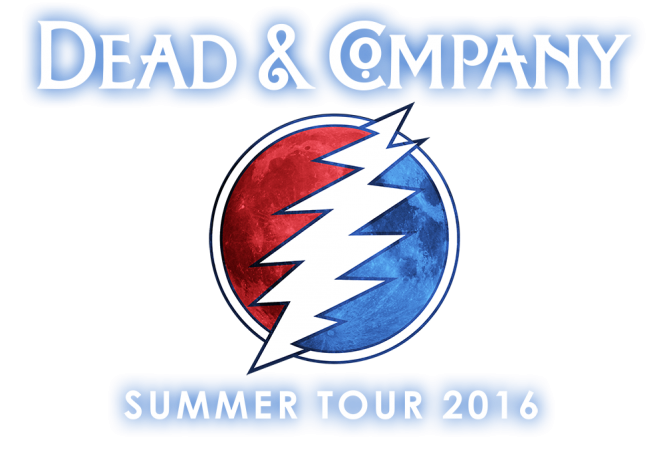 Dead and Company Tour 2016 Extended Dates