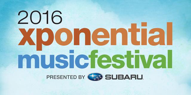Xponential Festival 2016