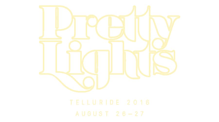 Pretty Lights in Telluride 2016