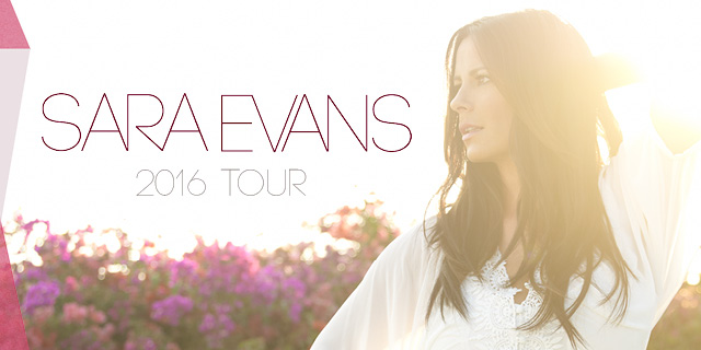 Sara Evans 2016 Tour