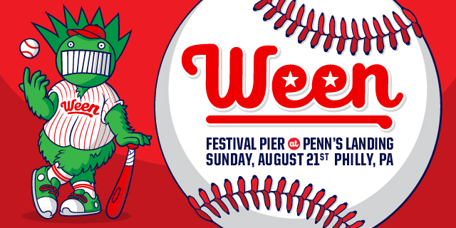 Ween at Festival Pier 2016