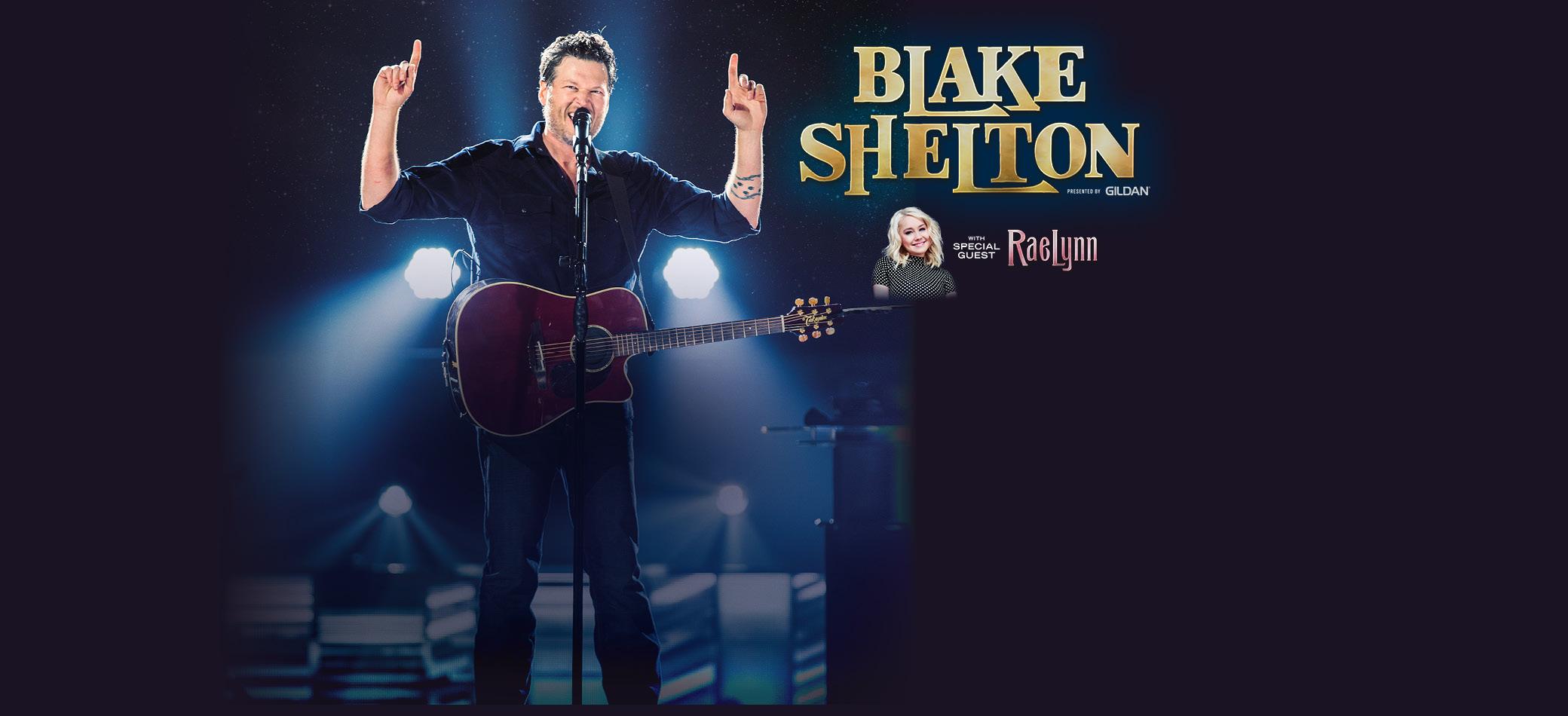 Blake Shelton Presented by Gildan Fall Tour