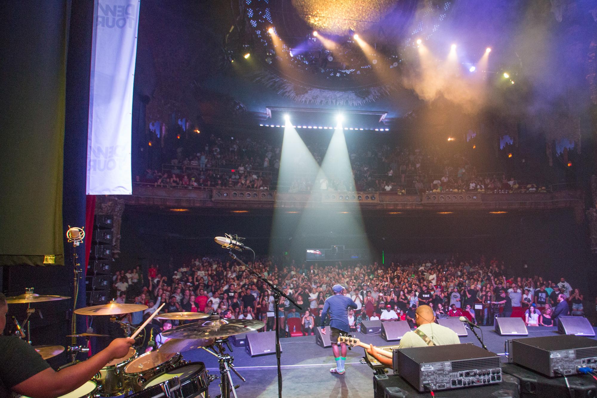 Dew Tour Long Beach Concert