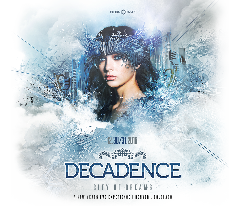 Decadence NYE 2016