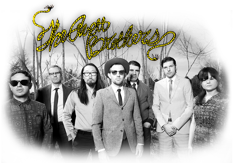 The Avett Brothers New Year's Eve 2016