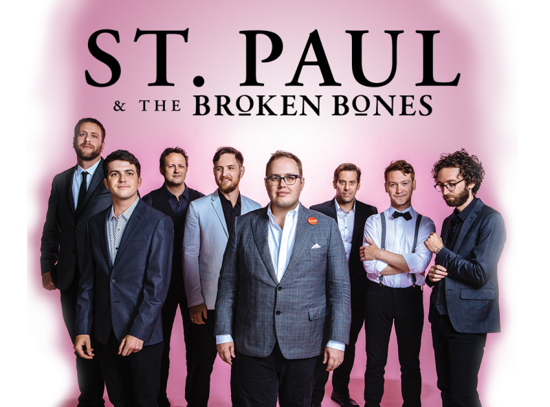 St. Paul and the Broken Bones at the Ryman Auditorium