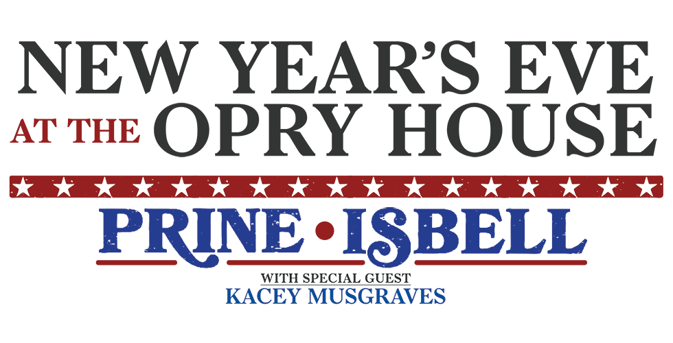 New Year's Eve at the Opry House 2016