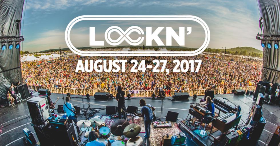 LOCKN' 2017 Glamping