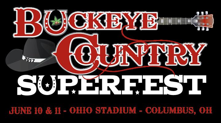 Buckeye Country Superfest 2017