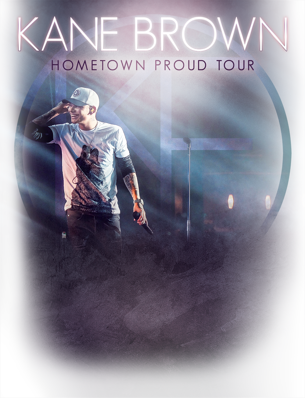 Kane Brown Hometown Proud Tour